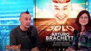 Solo... Le  nouveau spectacle magique de Arturo Brachetti