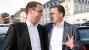Benoit Lutgen quitte la présidence du cdH, Maxime Prévot déjà déclaré candidat