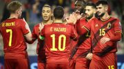 Les Diables rouges héritent de l'Angleterre, du Danemark et de l'Islande en Nations League