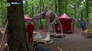 Une statue d'un homme en érection suscite la polémique à Anvers