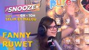 Le brillant échec de Fanny Ruwet: faire la fête comme une rock star