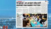 Un projet éducatif original inspiré par Harry POTTER
