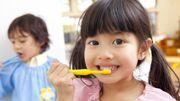 Le dioxyde de titane présent dans deux tiers des dentifrices