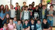 Notre classe niouzz d'Auderghem