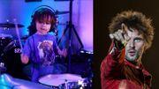 [Zapping 21] Un petit batteur de 4 ans reprend Muse et impressionne le groupe de Matt Bellamy