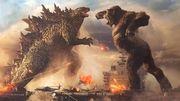 Godzilla vs. King Kong: un duel sans merci dans une première bande-annonce explosive