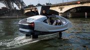 """Pour lutter contre les émissions de carbone, ils ont inventé le """" taxi volant """""""