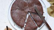 Recette facile: Gâteau au chocolat sans gluten à la farine de riz