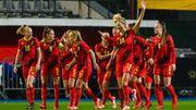 Les Red Flames écrasent le Kosovo (7-0), Tessa Wullaert voit triple