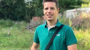 Pierre Verheyen, l'un des habitants du quartier qui porte le projet