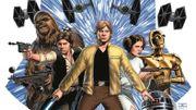 """Trois nouveaux comics """"Star Wars"""" situés entre l'épisode IV et V"""