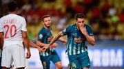 Tielemans et Chadli trébuchent avec Monaco face à l'Atlético