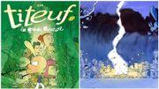 Titeuf part en colonie de vacances et rencontre plein de nouveaux personnages dans un 17e tome