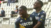 Ligue 1 : le jeune Belge Eliot Matazo inscrit son premier but avec Monaco et lui offre le podium