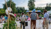 Scènes de village, une tournée culturelle itinérante avec un concert de jazz pour les enfants