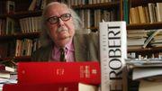 """Décès d'Alain Rey, célèbre linguiste français et figure du dictionnaire """"Le Robert"""""""