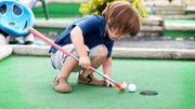 Un mini-golf en famille, entre collègues ou entre amis, ça vous dit ?