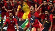 Le Portugal inaugure le palmarès de la Ligue des nations