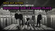 Indochine: les dernières places pour le concert complet sur la Grand-Place de Bruxelles!