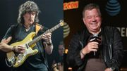 Ritchie Blackmore invité par l'acteur de Star Trek, William Shatner