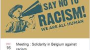 Une quarantaine d'organisations se rassembleront à Bruxelles contre l'extrême-droite ce dimanche, malgré l'interdiction
