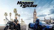 """The Rock et Jason Statham face à Idris Elba dans la première bande-annonce du spin-off de """"Fast and Furious"""""""