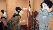 Exposition d'art érotique japonais au British Museum: moins de 16 ans s'abstenir