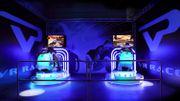 La balade de Carine : Le Virtual Park de Mouscron a rouvert ce 11 juillet