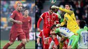 Casteels sauve un penalty face à Robben, Nainggolan passeur décisif contre l'Udinese
