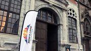 La huitième édition du salon du livre de Mons attend plus de 9.000 visiteurs