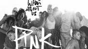 """Gros coup de coeur pour """"What about us"""", le tout nouveau single de Pink!"""