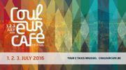 La 27e édition de Couleur Café ouvrira les festivals de l'été vendredi