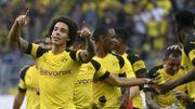 Dortmund et Witsel s'imposent sur le fil au terme d'un match fou face à Augsburg
