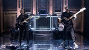 The XX joue 'Lips' et 'Say Something Loving' live à la télé