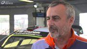 """Penasse : """"Le championnat est loin d'être fini pour Hyundai et Thierry"""""""