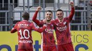 Pro League : Charleroi s'incline face à Eupen et conclut sa mauvaise saison sur une fausse note