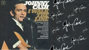Johnny Cash ''I Walk The Line''