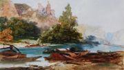 Watercolour World: plus de 80 000 aquarelles numérisées