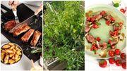 Marinades maison pour Barbecue: les recettes de Leslie en Cuisine
