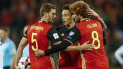 Chadli, Ciman et Fellaini titulaires ? Quels seront les choix de Martinez face à la Grèce ?