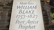 Des détectives amateurs retrouvent la tombe de William Blake