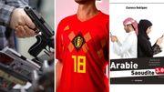 Le port d'armes aux USA, le maillot des Diables et l'Arabie Saoudite 3.0