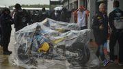 Le MotoGP de Grande-Bretagne annulé en raison des conditions météorologiques