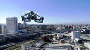 Des voitures volantes prévues… pour2023 au Japon