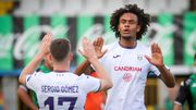 Pro League: Anderlecht enchaîne en s'imposant au Cercle grâce à un doublé de Joshua Zirkzee