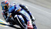 Martin devant 2 Japonais en Moto3 au Mugello, Loi 30ème