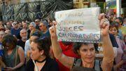 """En Espagne, la colère monte devant la libération prochaine de """"La Meute"""""""