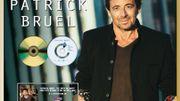 Enchères : Le Disque d'Or de Patrick Bruel adjugé à 9.400€
