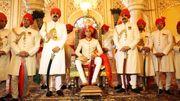 """Les Maharajas du Rajasthan et sa capitale Jaïpur, surnommée """"la ville rose"""""""