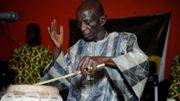 """Décès du grand percussioniste Doudou Ndiaye Rose, classé """"trésor humain"""" par l'Unesco"""